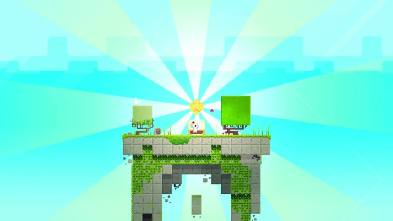 Fez is a golden treasure for sure.