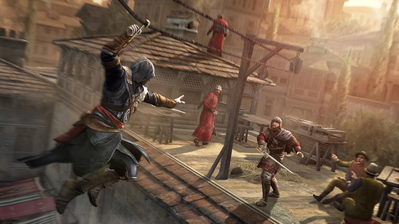 Assassin's Creed: Revelations Screenshots - CheatCodes.com ...