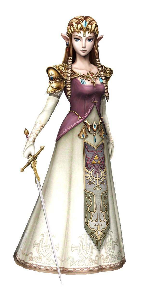 Sheik (Princess Zelda)