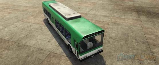 Brute Airport Bus