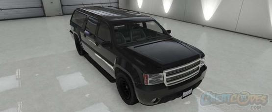 Declasse FIB SUV