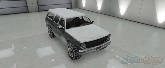 Declasse Rancher XL - Snow Covered