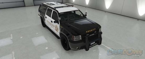 Declasse Sheriff SUV