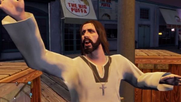 Jesus in GTA 5