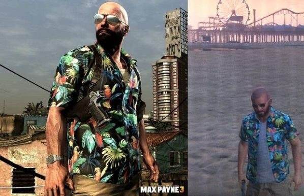 GTA 5 Max Payne Easter Egg